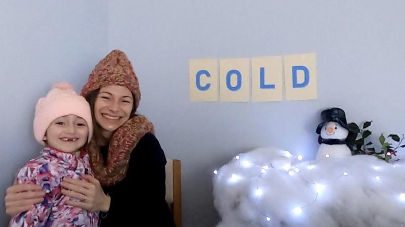 Today's Word: COLD