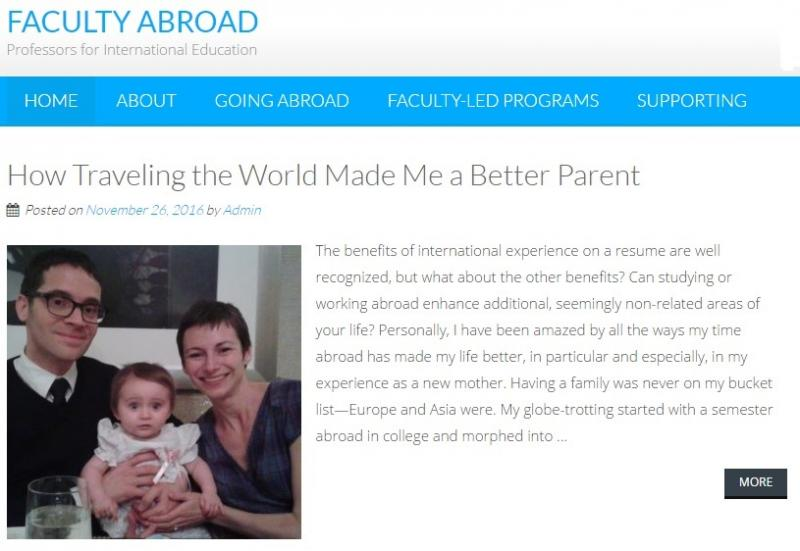 splash page for How Traveling the World Made Me a Better Parent